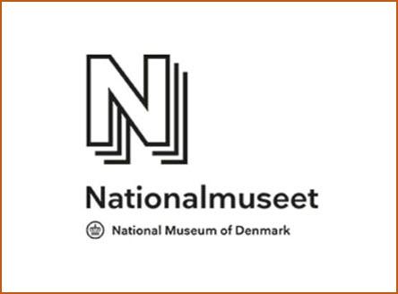 Natioalmuseet logo, kunder IT Univers
