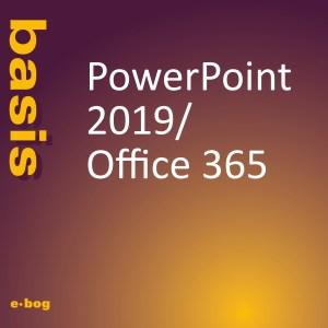 Powerpoint 2019, Office 365 e-bog