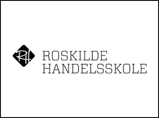 Roskilde Handelsskole logo, IT Univers kunder