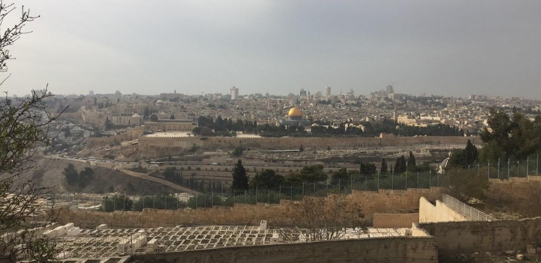 Cassino – Gerusalemme: Giorno 94 Gerusalemme