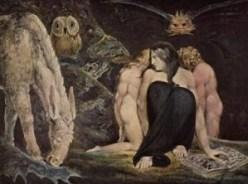 Ecate - William Blake (1795)