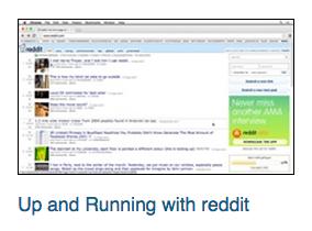 Lynda.com: Using reddit