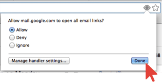 Allow mail.google.com to open email links