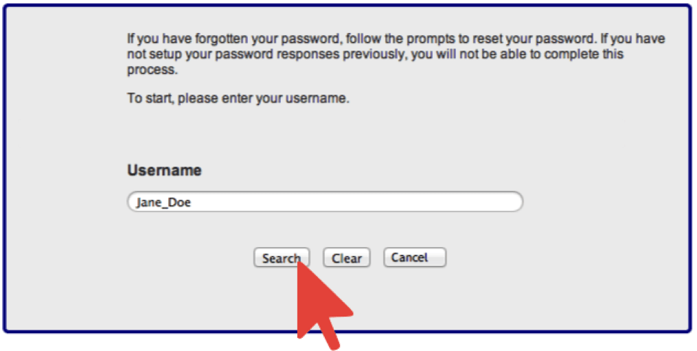 Forgot FIT Password - FIT Information Technology