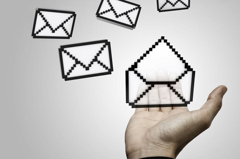 Transparent Email Symbol