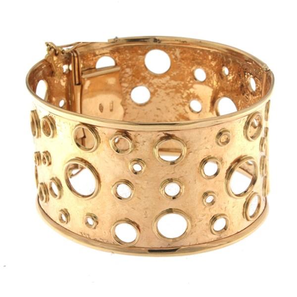 Bracelet in rose gold