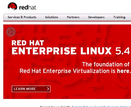 Red Hat Enterprise Linux 5.4