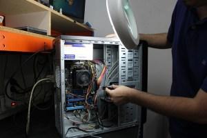 kompiuteriu remontas