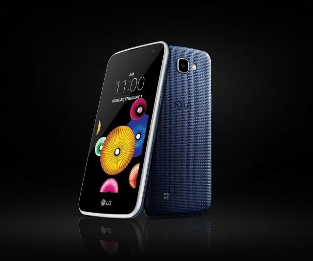 LG K4 išmanieji telefonai