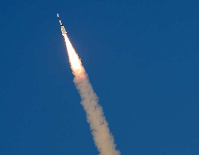 ISRO Satellite