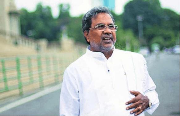 Siddaramaiah Minister