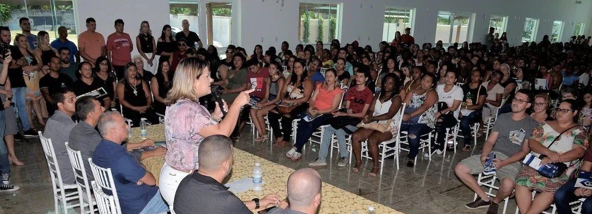 Retrospectiva: Vídeo – Aula inaugural com recorde de inscritos nos cursos gratuitos e com desconto de 50% oferecidos pelo município