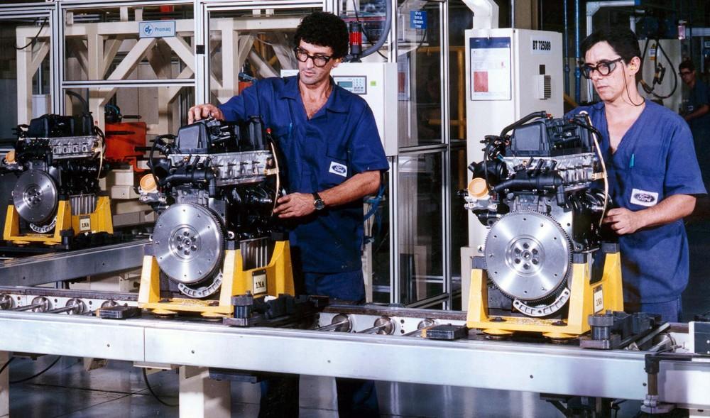 Ford encerra a produção de veículos no Brasil