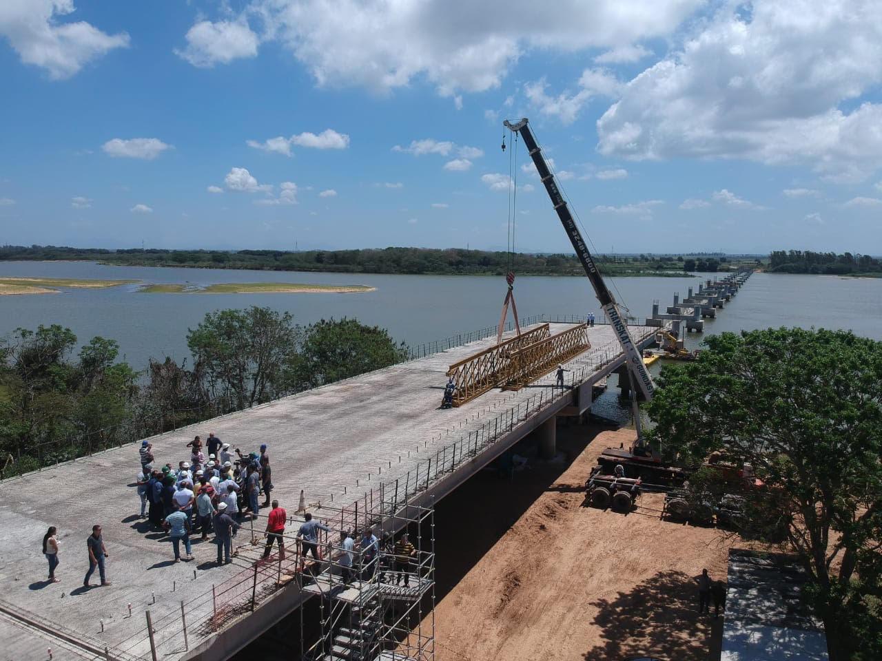 Carta aberta ao ministro da Infraestrutura pela conclusão da obra da Ponte da Integração