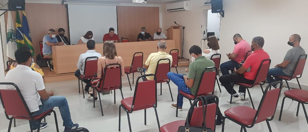 SFI participa de eleição da nova diretoria do Cosemma