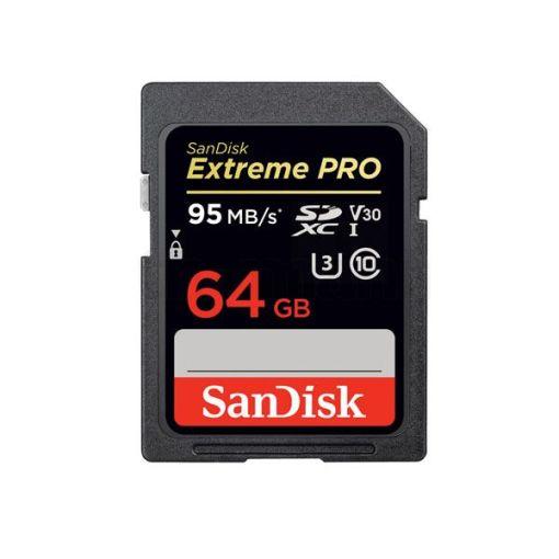 Alquiler-Tarjeta-de-memoria-SDXC-64Gb-Extreme-pro