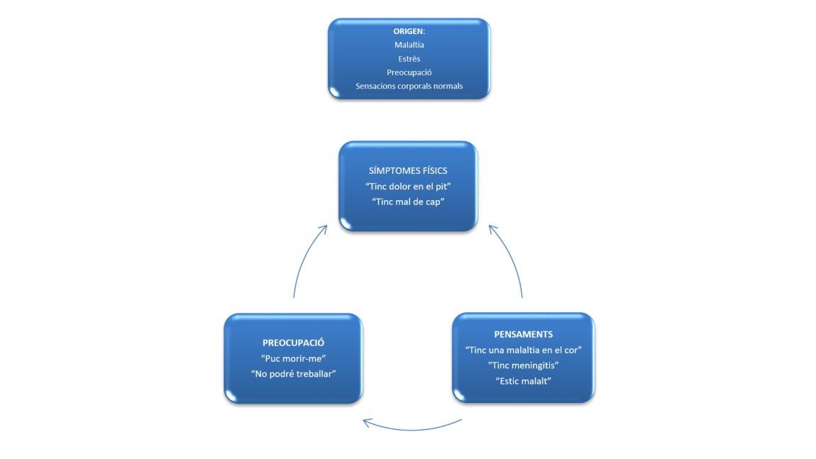 Formes en les quals es pot detectar hipocondria
