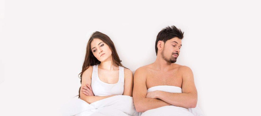 ¿Falta de apetito sexual en la pareja?