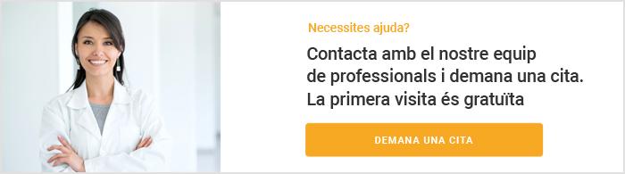 Atenció psicològica. Consulta amb un psicòleg a Barcelona. Primera visita gratuïta