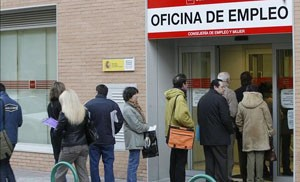 disoccupazione spagna