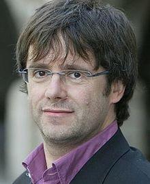 Il nuovo presidente del governo della Catalogna, Carles Puigdemont