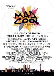 festival madrid