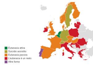 eutanasia europa