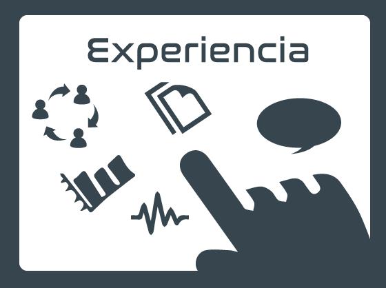 Experiencia de prueba