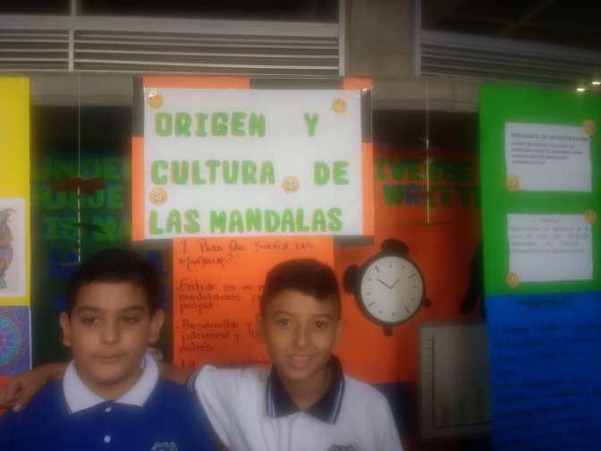 ORIGEN Y CULTURA DE LAS MANDALAS