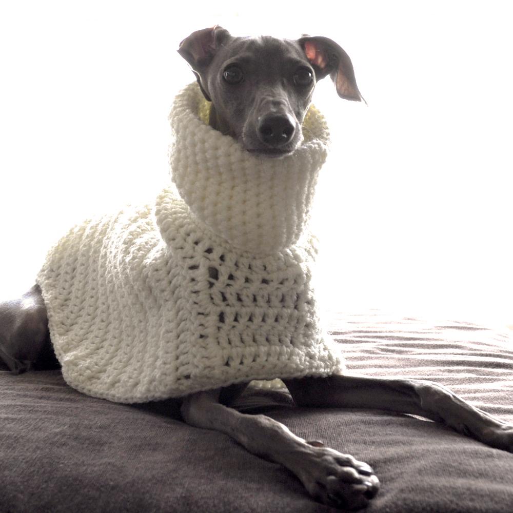 かぎ針編み。