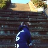 階段ガニガニ|動画