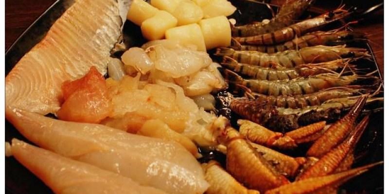 【食記】台中。元和屋日式精緻海鮮火鍋吃到飽~從台南奔去吃都值得啦!
