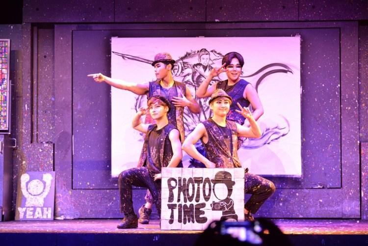 韓國推薦|彩繪塗鴉秀: HERO 非語言公演的佼佼者