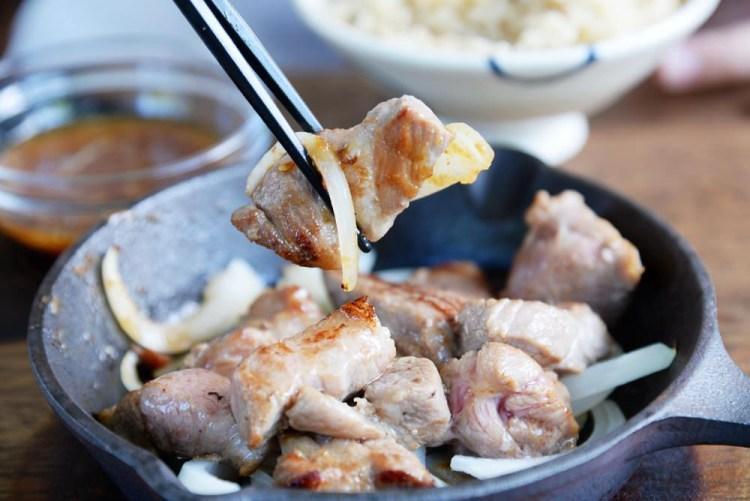日本沖繩美食推薦|TONSEN OKINAWA 美味的阿古豬料理