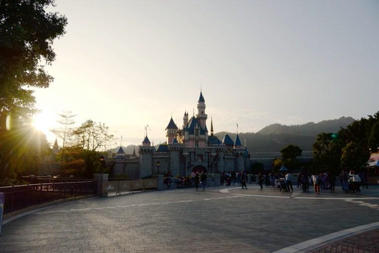 香港旅遊推薦|用我的視角回憶香港迪士尼 Hong Kong Disneyland