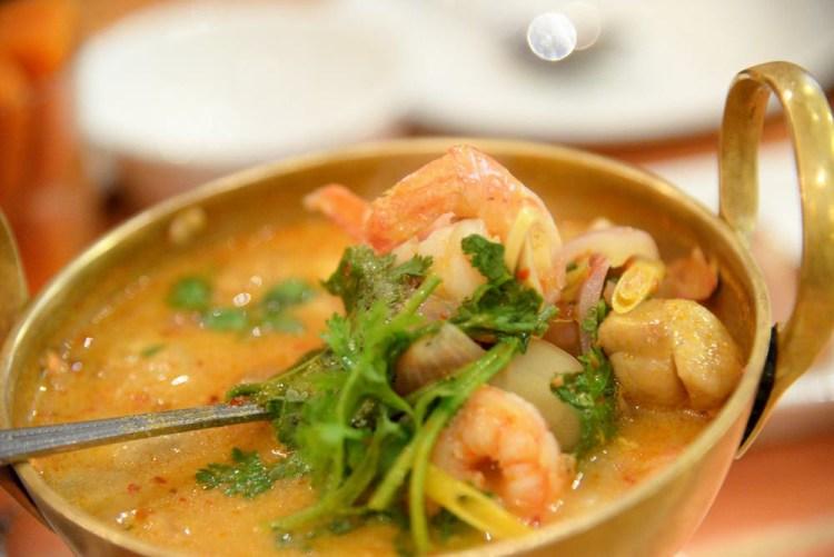 泰國曼谷美食 Terminal 21最正宗的曼谷餐廳 HAVE a Zeed 泰式料理好辣~但是很過癮