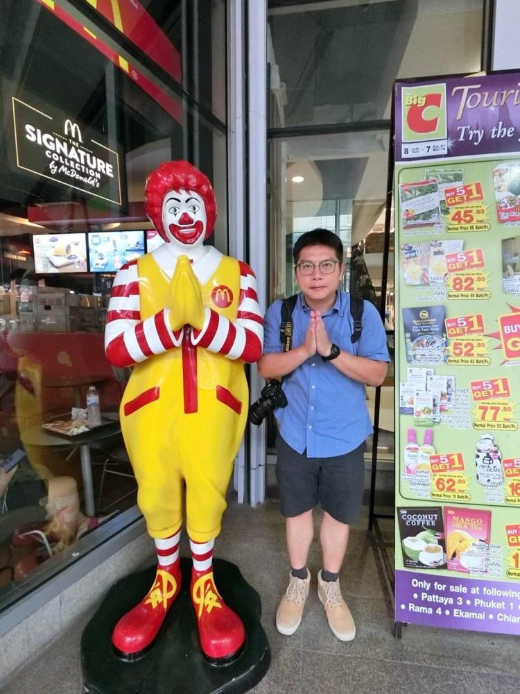泰國曼谷購物中心 | BIG C SUPER CENTER 瘋狂購物 買光花光為國爭光