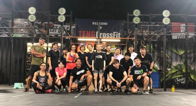 CrossFIT混合健身|WHY FITNESS? 緞練與發展意志