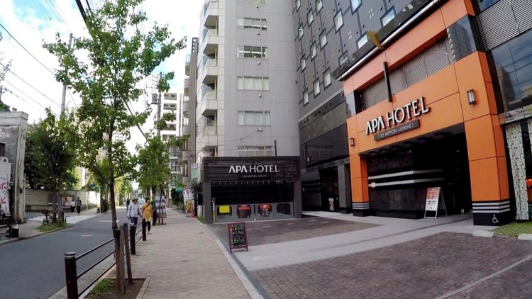 東京住宿推薦 |APA Hotel TKP Nippori-ekimae 日暮里站前飯店最低價格保証