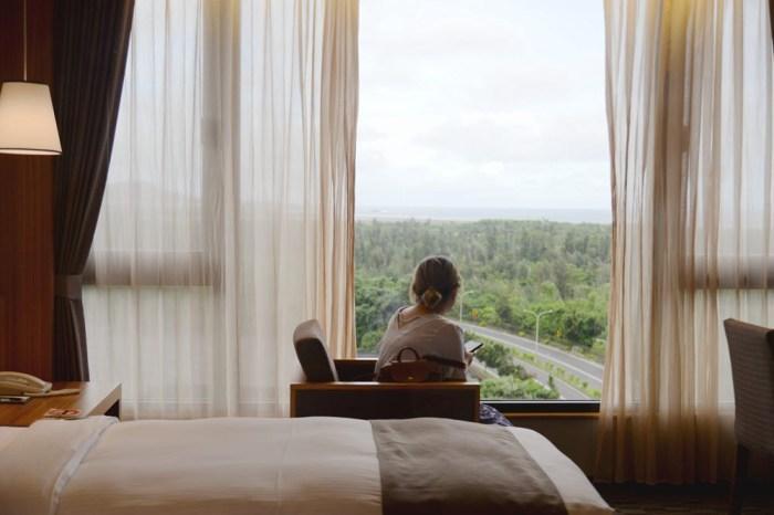 台東市住宿推薦|凱旋星光酒店品味旅行 光影之間的奢華假期 入住離海最近的飯店