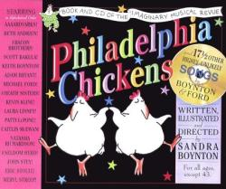 What makes you happy? Sandra Boyton's Philadelphia Chickens does it for me!
