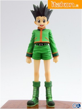 Hunter x Hunter Gon Freecss DX Banpresto