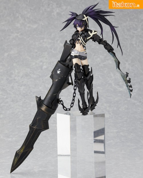 figma black rock shooter insane shooter max factory