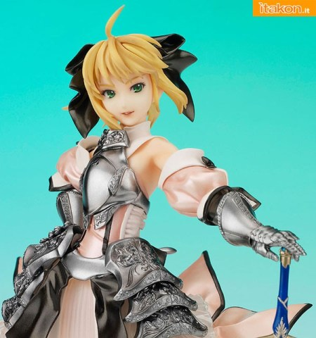2012.05.08 Saber Lily - Fate Unlimited Codes - Gift 03