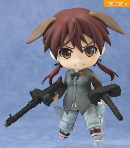 Nendoroid Gertrud Barkhorn strike witche good smile company phat