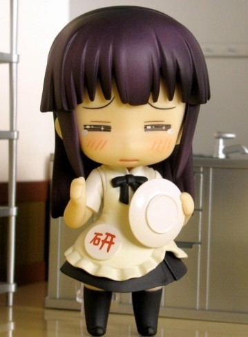 101 Yamada Aoi Nendoroid - Working!! - Max Factory Recensione