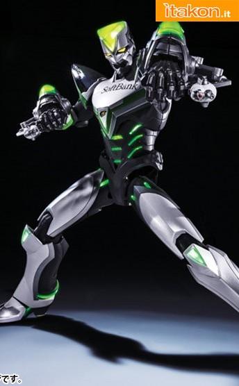 Wild Tiger Perfect Model 1/6 da Bandai - In Preordine
