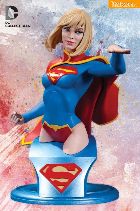 DC COMICS SUPER HEROES: SUPERGIRL BUST