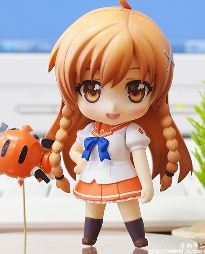Mirai Suenaga Nendoroid - Culture Japan - Good Smile Company 09