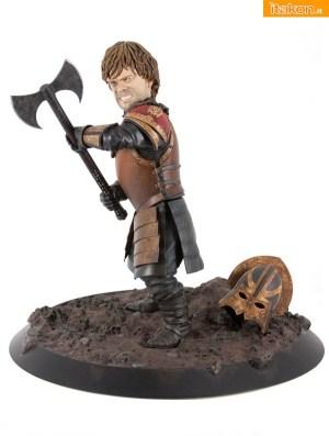 Tyrion Lannister Statue da Dark Horse/Gentle Giant in Preordine